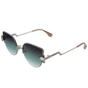 🏖 FENDI authentic cat eye sunglass FF0242/S 🏖